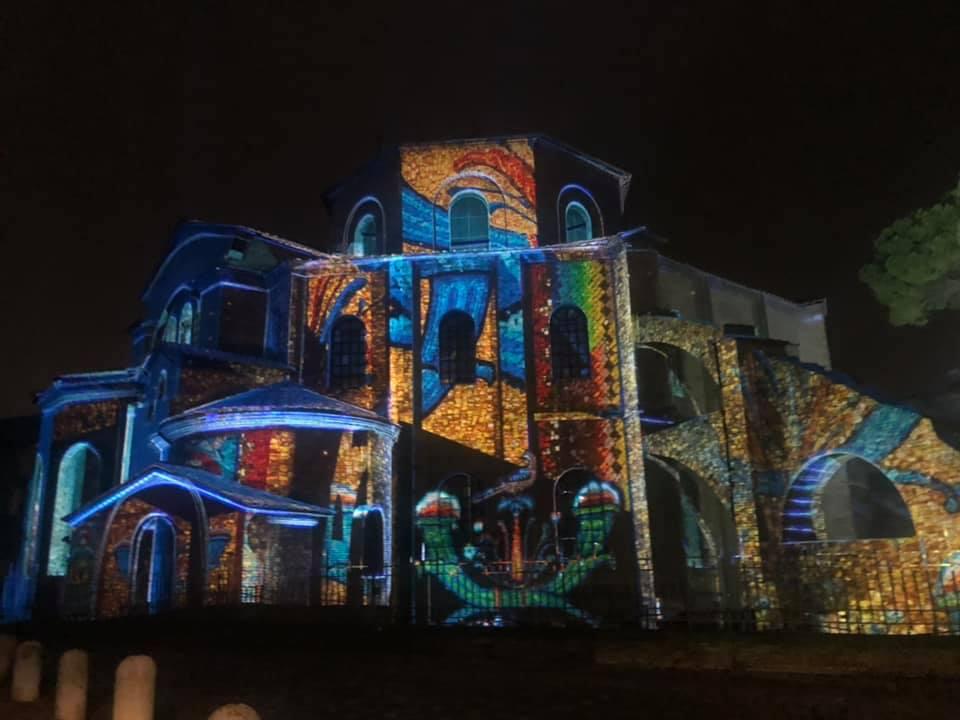 San Vitale Ravenna In Luce