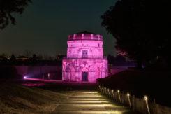19 01 31 Foto Mausoleo Di Teodorico In Rosa