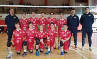 Under 13 Consar Romagna Di Minguzzi