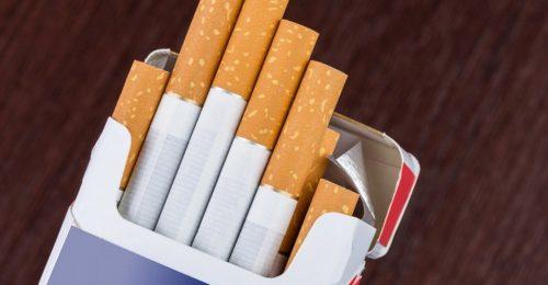 Arresto Sigaretti