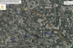 Nuova Interconessione Ravenna Mappa Satellitare