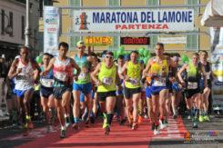 Partenza Maratona 2018