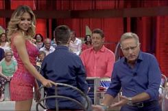 Giada Papetti da Ravenna, la 32enne è la nuova Bonas del programma tv di Paolo Bonolis