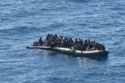 Gommone Sbarchi Lampedusa