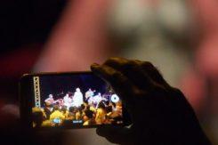 Smartphone Teatro