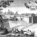 19 03 13 Chiusa San Marco Incisione 1736