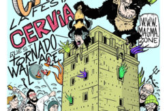 600 Cervia Locandinacarnevale In Maschera