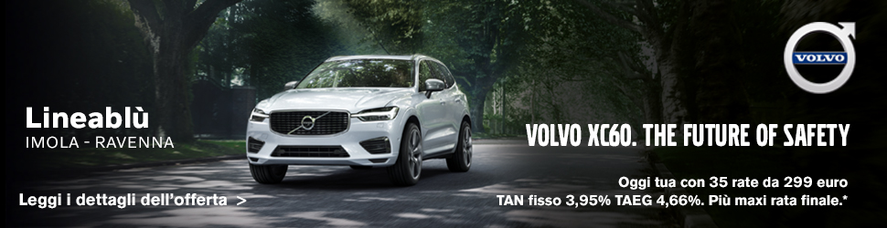 VOLVO LINEABLU – NUOVA XC60 HOME LEAD TOP 18 – 31 03 2019