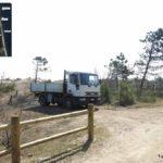 2019 04 01 Camion In Piena Zona Rossa