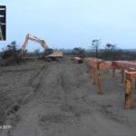 2019 04 04 Escavatore Zona Rossa