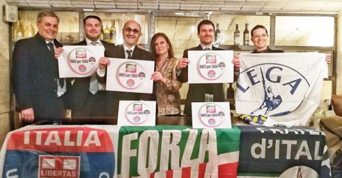 Alberto Ancarani Forza Italia