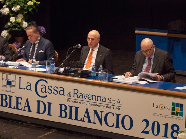 Assemblea Cassa Ravenna