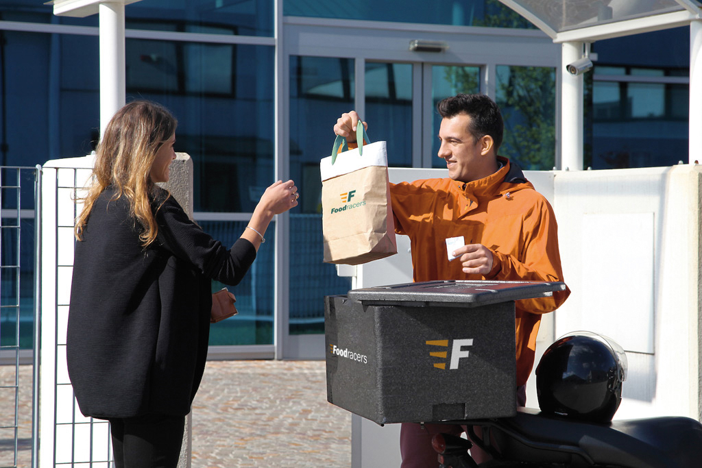 Foodracer Consegna
