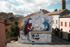 Murales Di Milo A Forlì