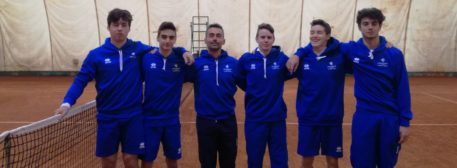 Tennis Club Faenza Serie C Maschile 2019 Squadra B