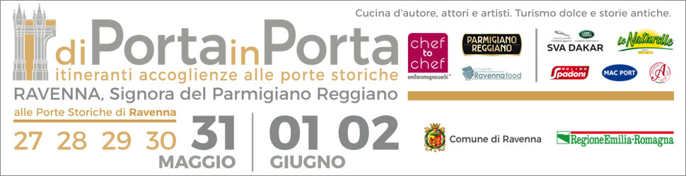CHEF TO CHEF DI PORTA IN PORTA HOME BILLB TOP 24 05 – 02 06 19