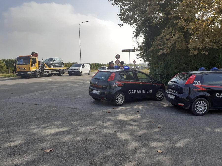 Cosina Faenza Incidente