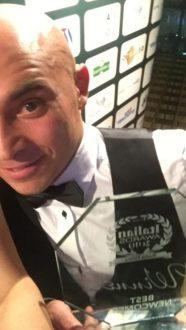 Lorenzo Milanesi Selfie