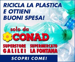 CONAD RACCOLTA PLASTICA MRT2 20 02 – 30 04 20