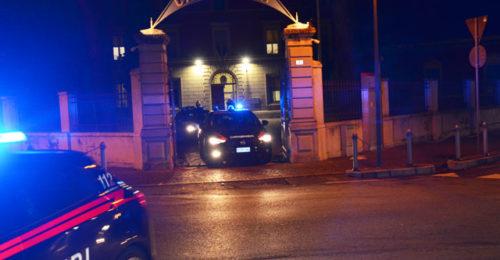 Carabinieri Lugo Arresto