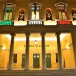 Teatro Alighieri Facciata