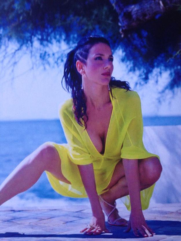 Selen Calendario.L Ex Pornostar Divento Contadina In Tv Nel 2004 Luce