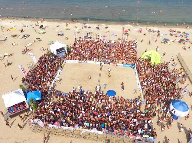 Beach tennis a pinarella attesi 500 partecipanti ai - Bagno palm beach pinarella ...